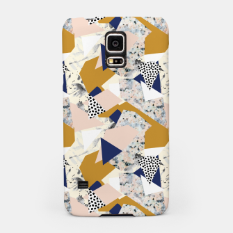 Thumbnail image of Shape of abstract textures Carcasa por Samsung, Live Heroes