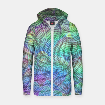 ifyp Cotton zip up hoodie thumbnail image