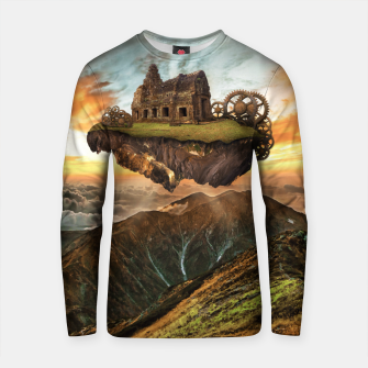 Thumbnail image of My Home in The Sky - Cotton sweater, Live Heroes