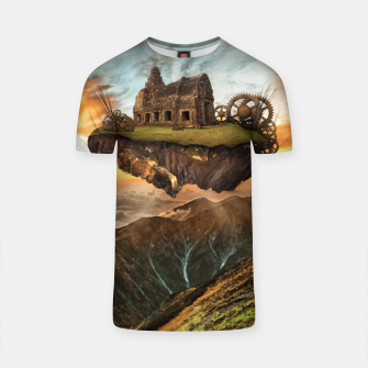 Thumbnail image of My Home in The Sky T-shirt, Live Heroes