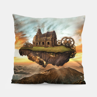 Thumbnail image of My Home in The Sky Pillow, Live Heroes