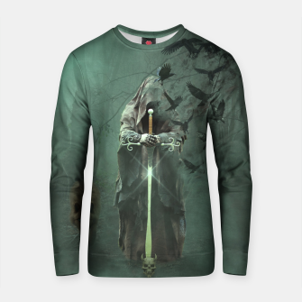 Thumbnail image of Eden Collapse Cotton sweater, Live Heroes