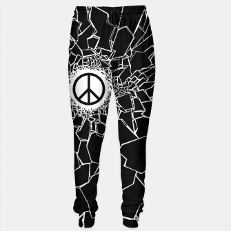Peacebreaker Cotton sweatpants thumbnail image