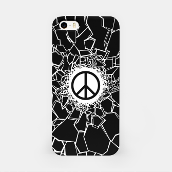 Thumbnail image of Peacebreaker iPhone Case, Live Heroes