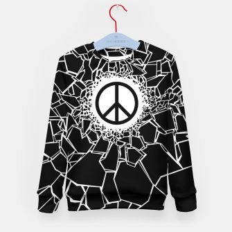 Thumbnail image of Peacebreaker Kid's sweater, Live Heroes
