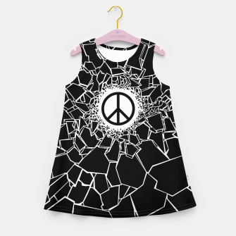Peacebreaker Girl's summer dress thumbnail image