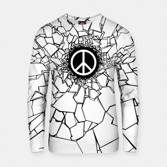 Thumbnail image of Peacebreaker II Cotton sweater, Live Heroes