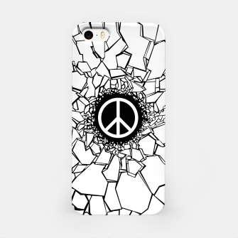 Thumbnail image of Peacebreaker II iPhone Case, Live Heroes