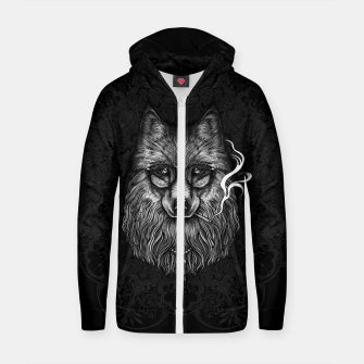 Imagen en miniatura de Winya No. 24 Cotton zip up hoodie, Live Heroes