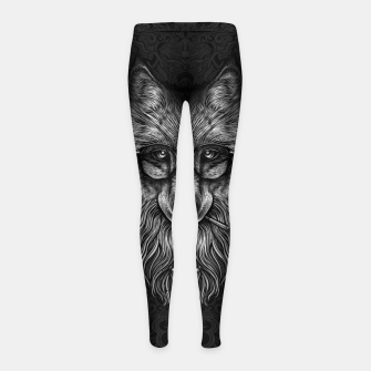 Thumbnail image of Winya No. 24 Girl's leggings, Live Heroes