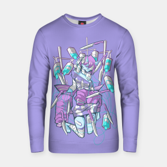 Miniature de image de dying inside 2 Cotton sweater, Live Heroes
