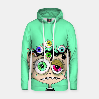 Thumbnail image of Mind Cotton hoodie, Live Heroes