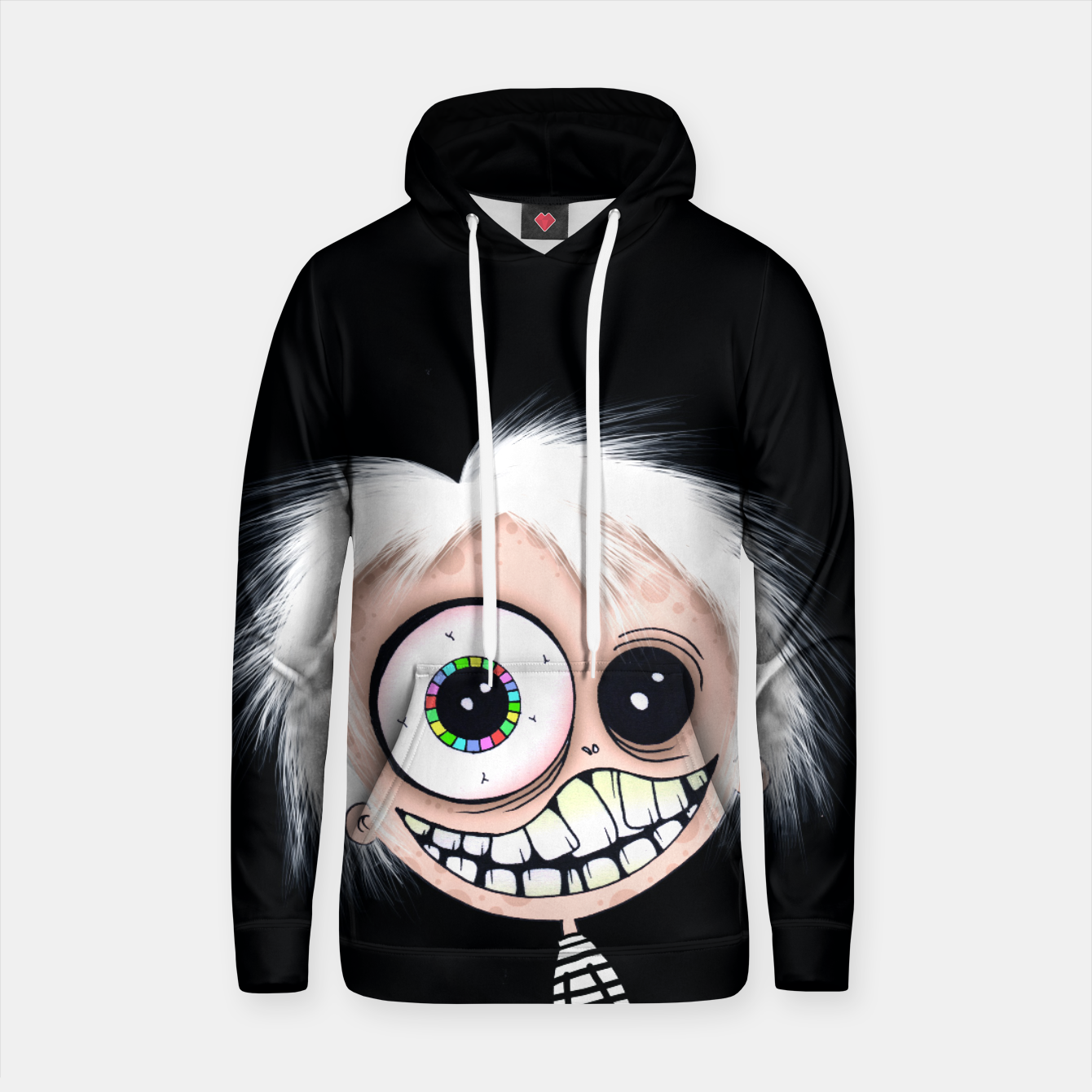 Image of scientist Cotton hoodie - Live Heroes