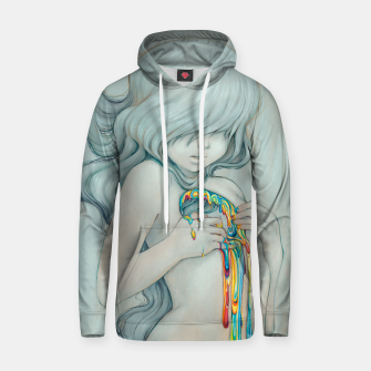 Miniature de image de Beyond The Rainbow Hooded Sweatshirt, Live Heroes