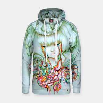 Miniatur Dream Melt Hooded Sweatshirt, Live Heroes
