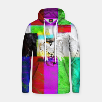 Thumbnail image of vhskull Cotton hoodie, Live Heroes