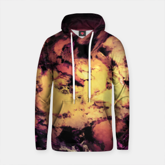 A repeated immersion Cotton hoodie thumbnail image