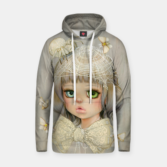 Thumbnail image of Arachnia Hooded Sweatshirt, Live Heroes