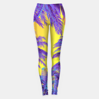 Thumbnail image of Polychrome Jungle Leggings, Live Heroes