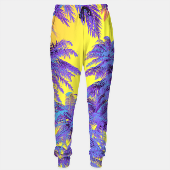 Thumbnail image of Polychrome Jungle Cotton sweatpants, Live Heroes