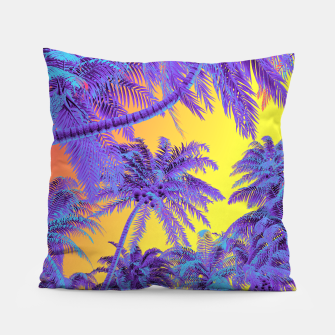 Thumbnail image of Polychrome Jungle Pillow, Live Heroes