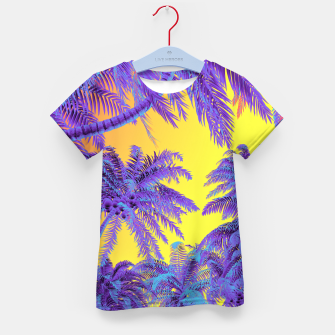 Thumbnail image of Polychrome Jungle Kid's t-shirt, Live Heroes