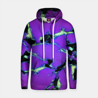 Thumbnail image of An interrupted glow 2 Cotton hoodie, Live Heroes