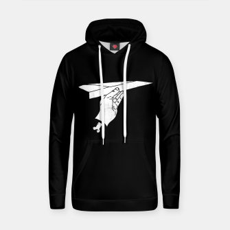Thumbnail image of HIGHER Cotton hoodie, Live Heroes