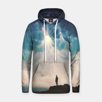 Thumbnail image of Stars Cotton hoodie, Live Heroes