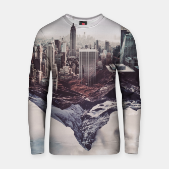 Thumbnail image of Contradiction Cotton sweater, Live Heroes