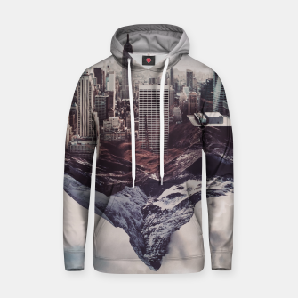 Thumbnail image of Contradiction Cotton hoodie, Live Heroes