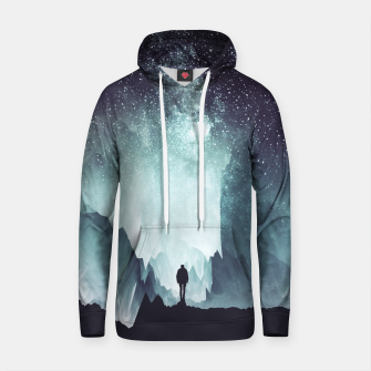 Miniature de image de Northern Cotton hoodie, Live Heroes
