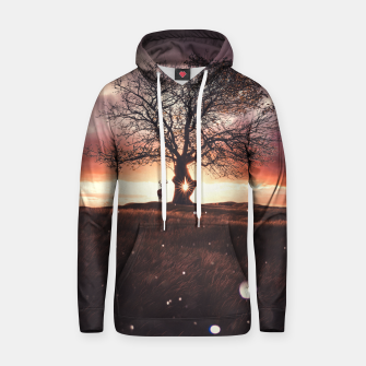 Thumbnail image of Exoplanet Cotton hoodie, Live Heroes