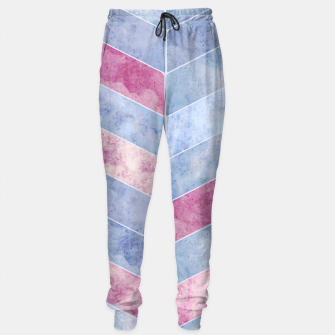 Thumbnail image of Geometric Geode M Cotton sweatpants, Live Heroes