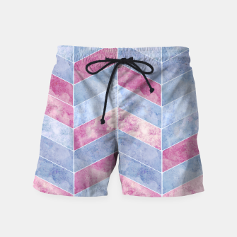 Thumbnail image of Geometric Geode M Swim Shorts, Live Heroes