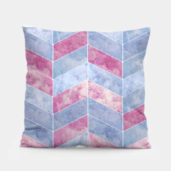 Thumbnail image of Geometric Geode M Pillow, Live Heroes