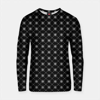 Thumbnail image of Fashionable Crosses Cotton sweater, Live Heroes