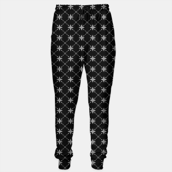 Thumbnail image of Fashionable Crosses Cotton sweatpants, Live Heroes
