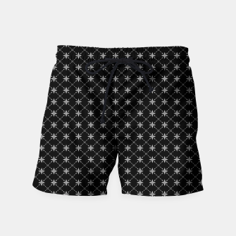 Thumbnail image of Fashionable Crosses Swim Shorts, Live Heroes