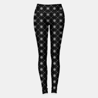 Thumbnail image of Fashionable Crosses Leggings, Live Heroes
