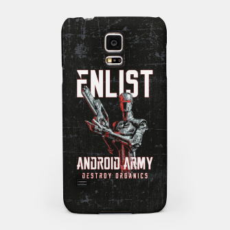 Thumbnail image of Destroy Organics Samsung Case, Live Heroes