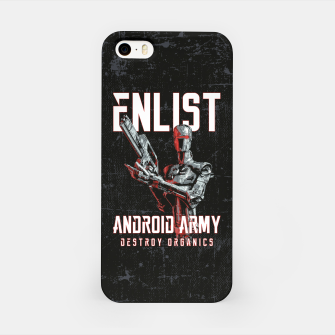 Thumbnail image of Destroy Organics iPhone Case, Live Heroes