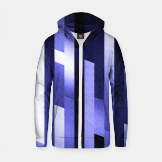Thumbnail image of Pattern 3  Cotton zip up hoodie, Live Heroes