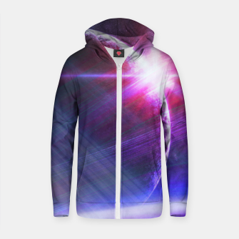 Thumbnail image of Parallel world Cotton zip up hoodie, Live Heroes