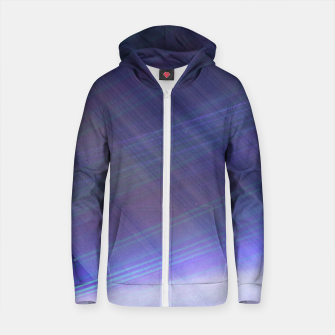 Thumbnail image of Parallel world III Cotton zip up hoodie, Live Heroes