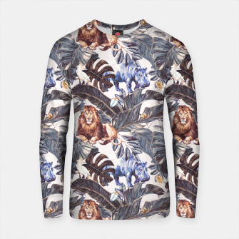 Thumbnail image of Wild nature - details Sudadera de algodón, Live Heroes