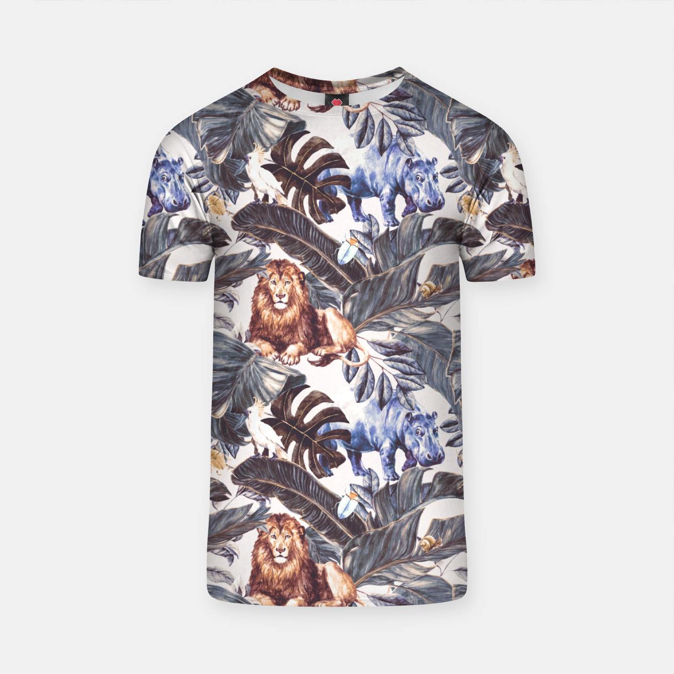 Image of Wild nature - details Camiseta - Live Heroes