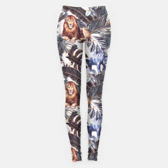 Wild nature - details Leggings thumbnail image
