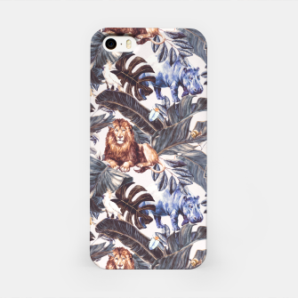Thumbnail image of Wild nature - details Carcasa por Iphone, Live Heroes