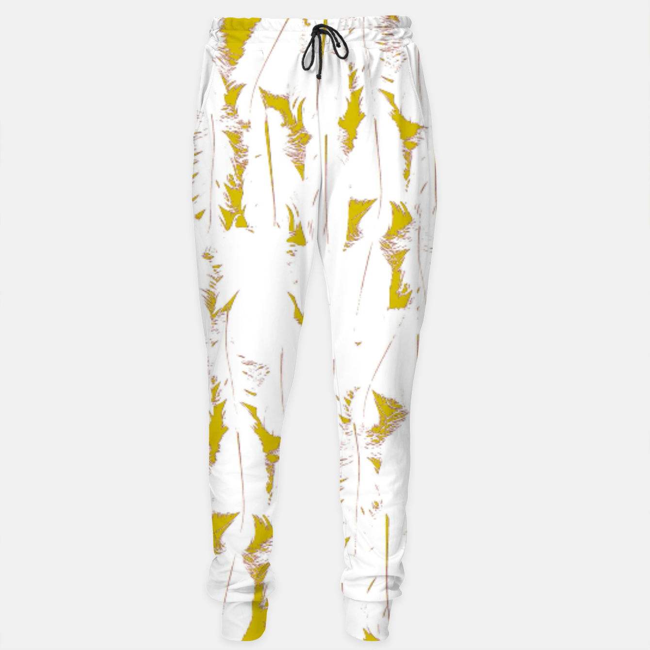 Image of MAD MANUHURU Tweet Cotton sweatpants - Live Heroes